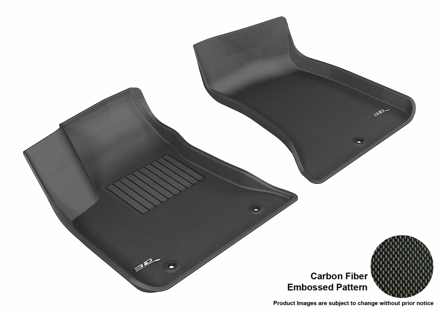 3D-Rubber-Molded-Floor-Mat-For-DODGE-CHARGER-CHRYSLER-300-300C-11-15 ...