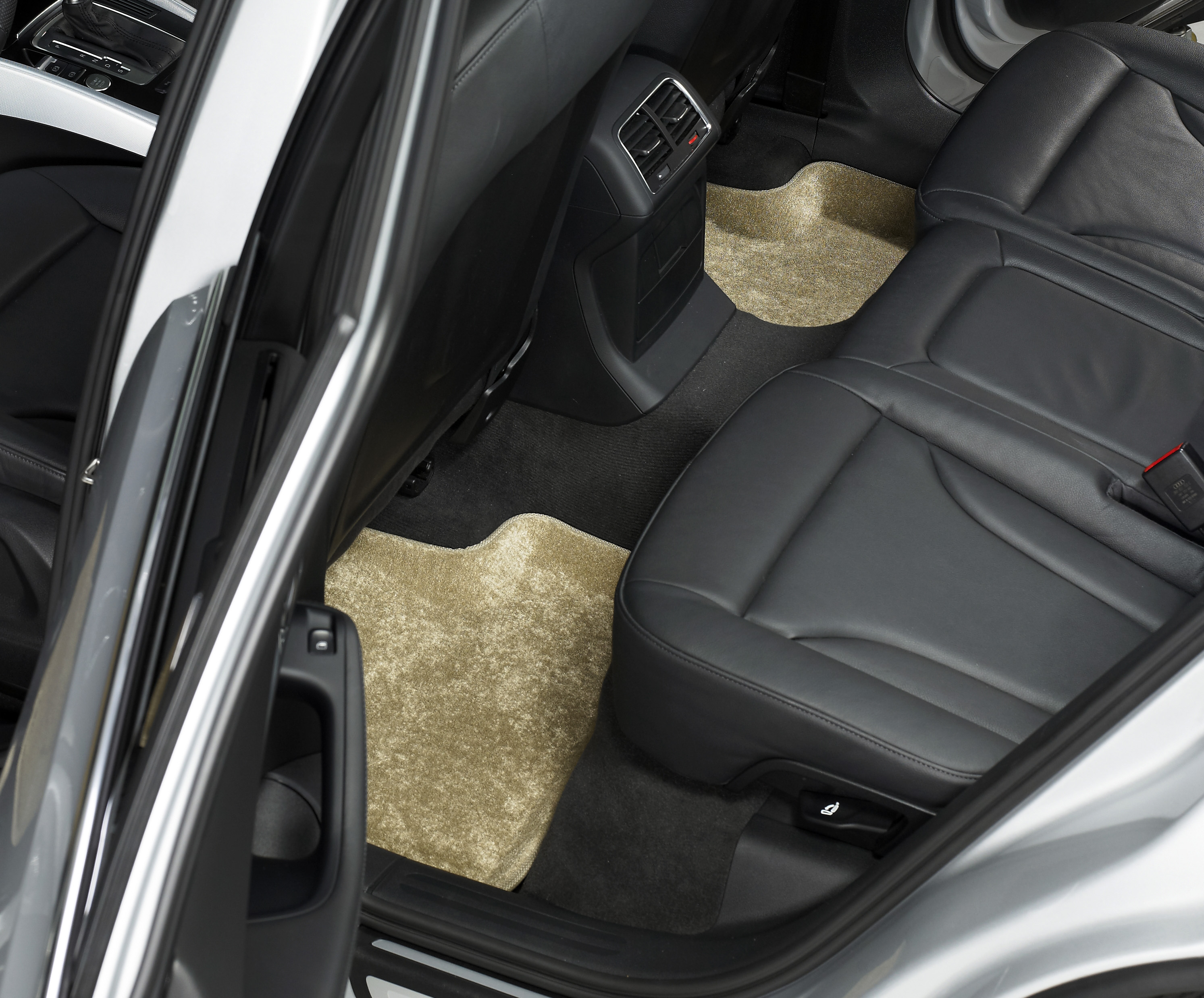 2009 2010 GGBAILEY D50597-S2B-GY-LP Custom Fit Car Mats for 2008 Passenger /& Rear Floor 2011 Buick Enclave Grey Loop Driver